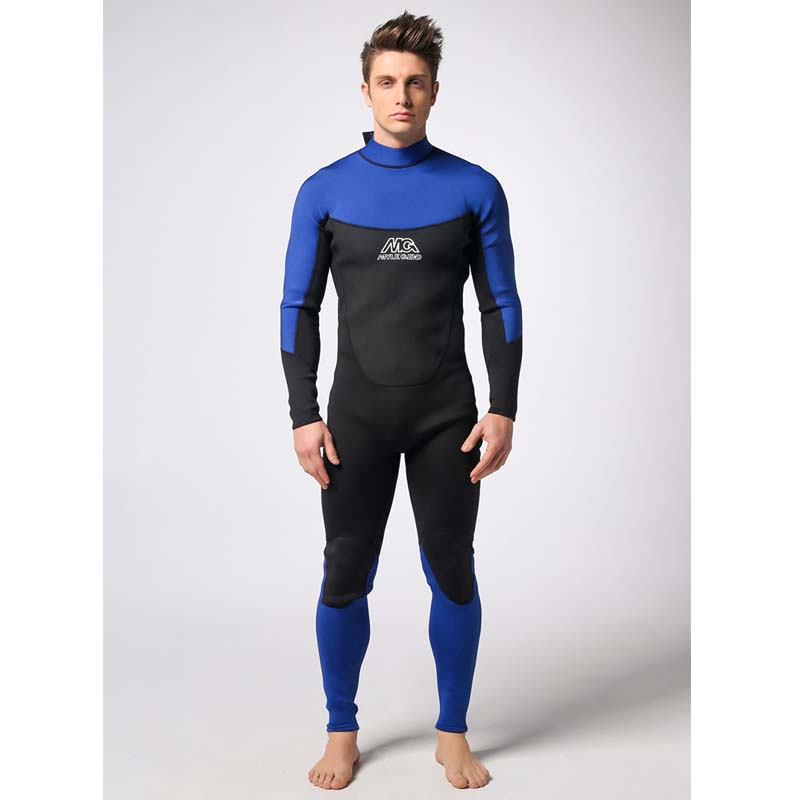 Men 3 mm neoprene long-sleeved pants Warm waterproof diving bathing suit one-piece fullbody diving suit swim set size S-XXL men s suits the man s new three piece leisure loose of cultivate one s morality suit custom make to order the coat pants vest