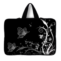 15 15 6 15 5 Butterfly Laptop Notebook Bag Sleeve Case Cover For Macbook Pro 15