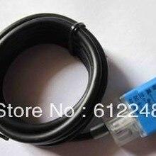 Высококачественный Индуктивный бесконтактный выключатель XL-PL-05N2 DC-3-wire NPN N/C