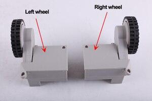 Image 1 - Räder Ersatzteile für staubsauger A320/A325/A330/A335/A336/A337/A338 M320 roboter Staubsauger Rad