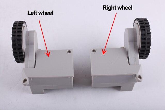 Räder Ersatzteile für staubsauger A320/A325/A330/A335/A336/A337/A338 M320 roboter Staubsauger Rad