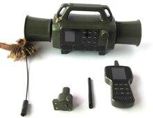 CP-580 CP 580 LED Wysokiej mocy 400 Polowanie Decoy Odtwarzacz Mp3 Ptak Rozmówcy Ptaków Brzmi 35 W Głośniki z Pilota