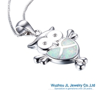 Bird Of Minerva Pendant 20 24mm Owl Charm Necklace With S925 Sterling Silver Chain