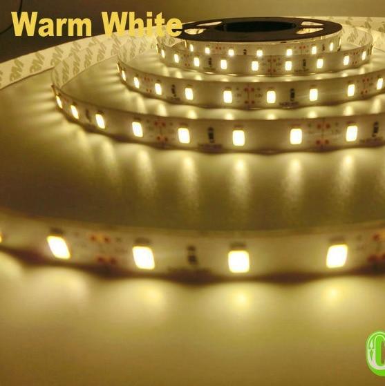 Yüksək keyfiyyətli LED Strip yüngül 5630 SMD DC12V 5M 300led - LED işıqlandırma - Fotoqrafiya 3