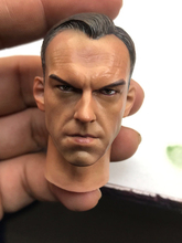 цена на 1/6 Scale Male Figure Accessory Hugo Weaving Head Sculpt Carved Model for 12 inches Action Figure Body