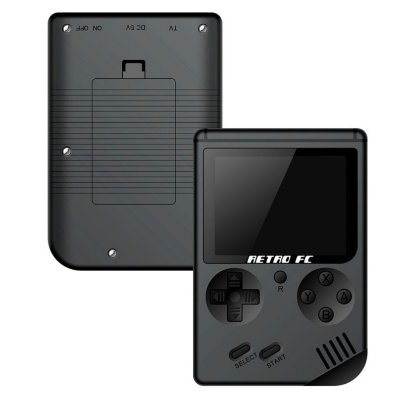 Mini Handheld Game Console Player 3.0 Inch 8 Bit Classic