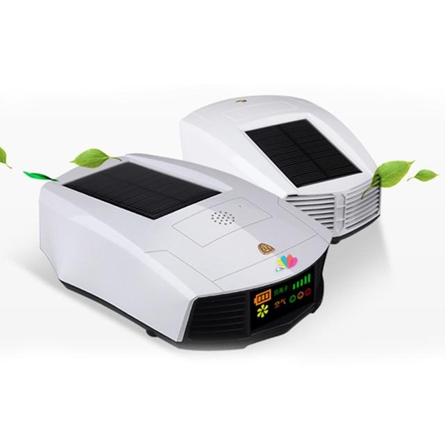 voiture purificateur voiture parfum machine solaire d 39 nergie anion de voiture ar me sauf odeur. Black Bedroom Furniture Sets. Home Design Ideas