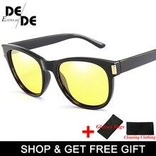 Hot Sale Brand Design Cat eye Women Sunglasses Polarized Female Sun Glasses Vintage Style Shades