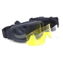 купить Special outdoor hiking mountain High quality Sports goggles fan eyewear military Activity sunglasses Tactical Tactics glasses по цене 792 рублей