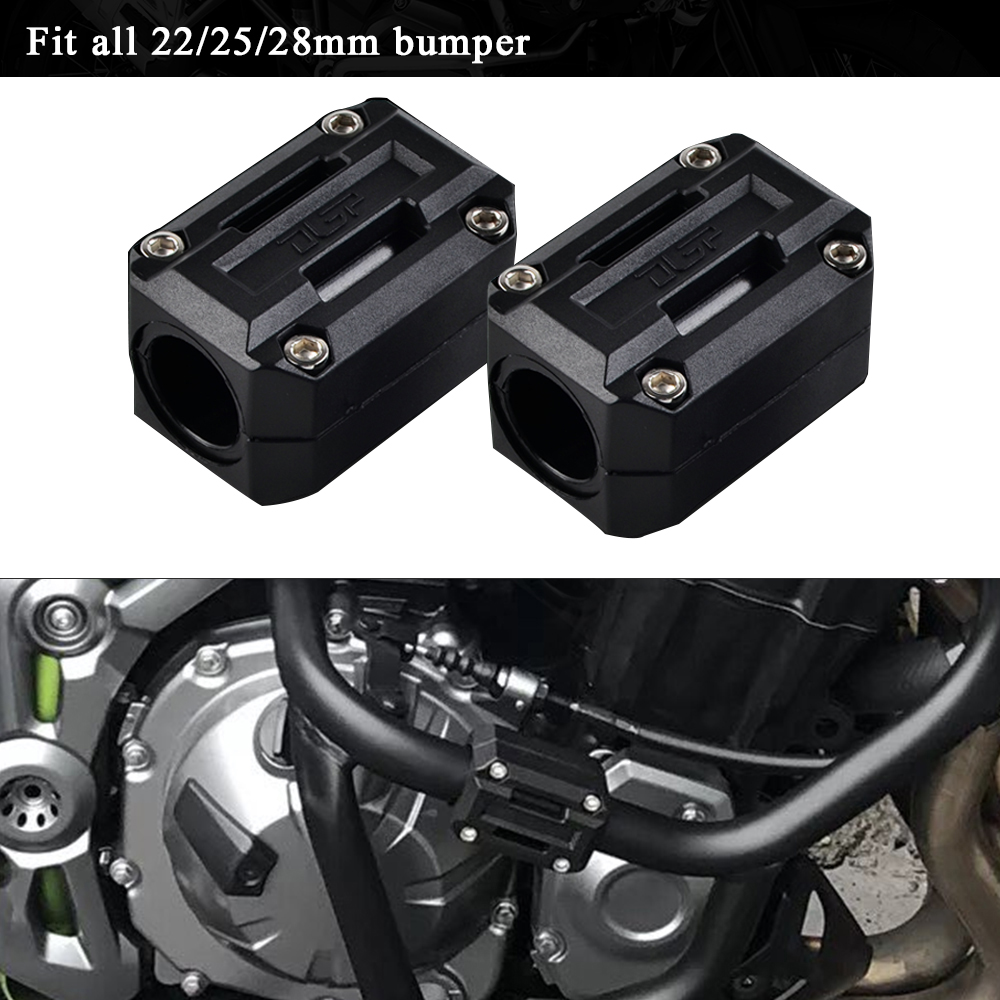 NICECNC Engine Guard Protection Bumper For Triumph Tiger Explorer 1200 800 XC 955i Speed Triple 1050i Trophy Yamaha XT1200Z