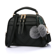Bags female 2017 one shoulder all-match cross-body bag fashion women's handbag portable women messenger bag