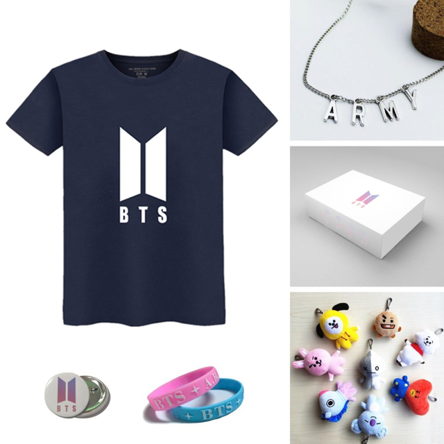 BTS Army Box Set Level 2