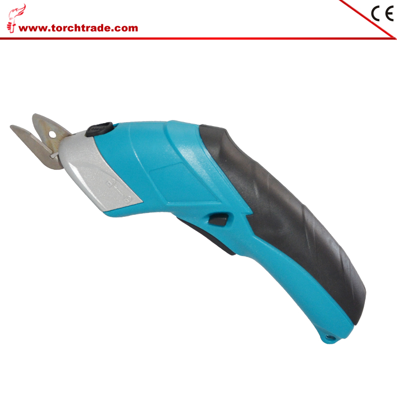 Garment Electric Fabric Scissors for Cutting Cloth Leather Cardboard ec cutter electric cutting scissors for precision fabric cutting and trimming needs