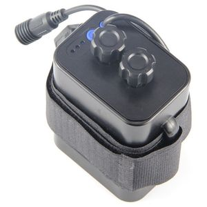 Image 3 - 6 Section 18650 Waterproof Battery Case 18650 Battery Pack 5V USB / 8.4V DC Dual Interface 18650 Waterproof Battery Box