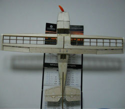RC Toy Cessna Plane Model PNP Combo Set with Motor, ESC, and Servos, Free Shipping