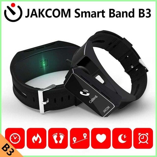 Jakcom B3 Smart Band New Product Of Smart Electronics Accessories As For Xiaomi Mi Band 2 Metal Strap Reloj Led Polar V650