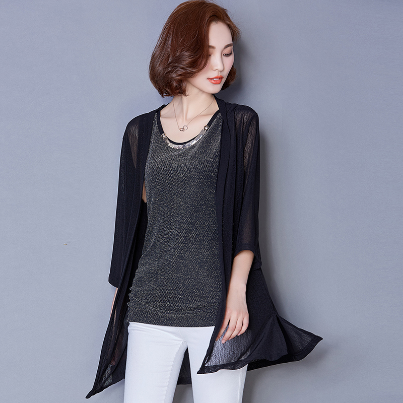2019 Plus Size ქალის ტანსაცმელი - ქალის ტანსაცმელი - ფოტო 3