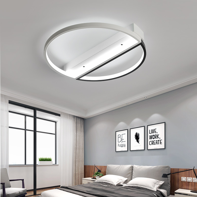 Modern Ceiling Lights LED Lamp for Living room Bedroom Low ceiling luminaire plafonnier Bedroom Ceiling Lamp Lampara de techo dimmable led ceiling lights fixture modern luminaire plafonnier led for living room kitchen bedroom indoor ceiling lamp
