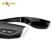 Zealot H1 Bluetooth Headphones wireless earphone Bluetooth Eeabuds Stereo Headset In-Ear HandsFree Sports Earphone With Micphone