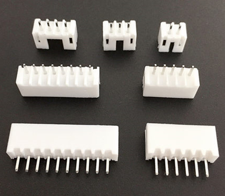 PH2.0 2/3/4/5/6/7/8/9/10/11/12 Pin 2.0mm Pitch Male Pin Header Connector Strip Pin Connectors Adaptor