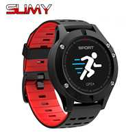 Slimy F5 GPS Smart Watch Altimeter Barometer Thermometer Bluetooth 4 0 Smartwatch Wearable Devices For IOS