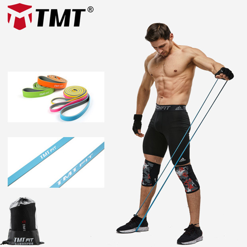 TMT Fitness Resistance Band Workout For Legs Training