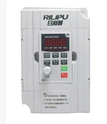 лучшая цена VFD RILIPU 1.5kw 380v Input and 380V 3-phases output mini general frequency converter