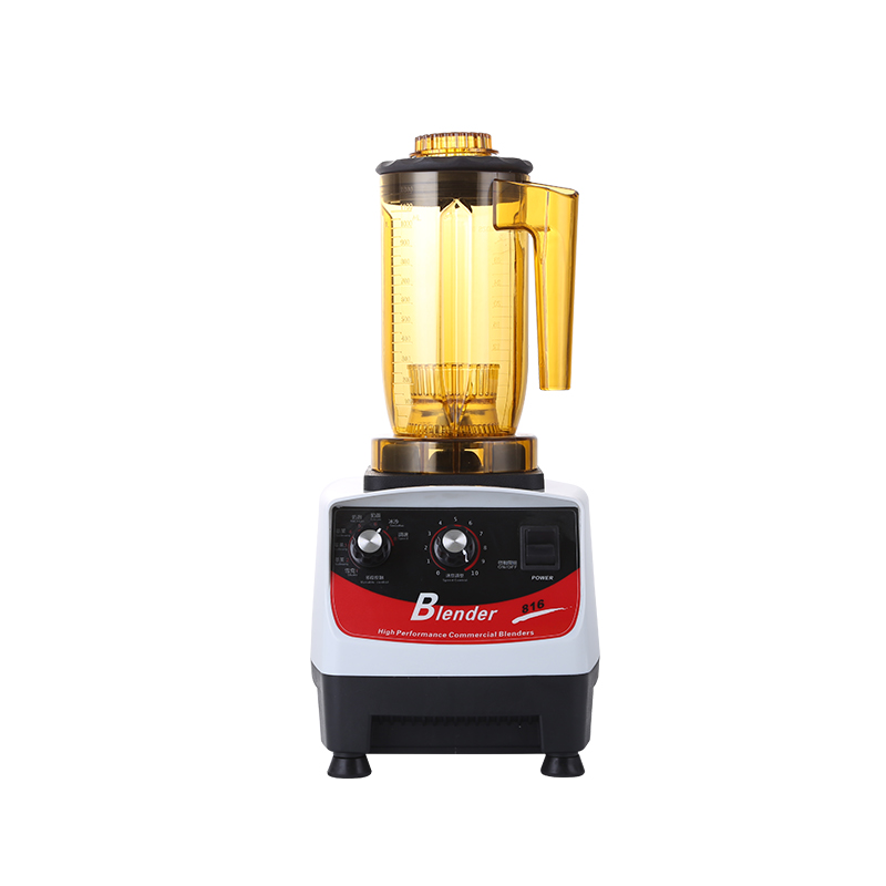 Ice Crushers commercial extraction of tea green essence milk cover machine smoothies blender mixer NEW image