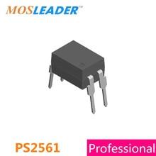PS2561 Mosleader PS2561 2561 DIP4 100 PCS 1000 pcs DIP alta qualidade
