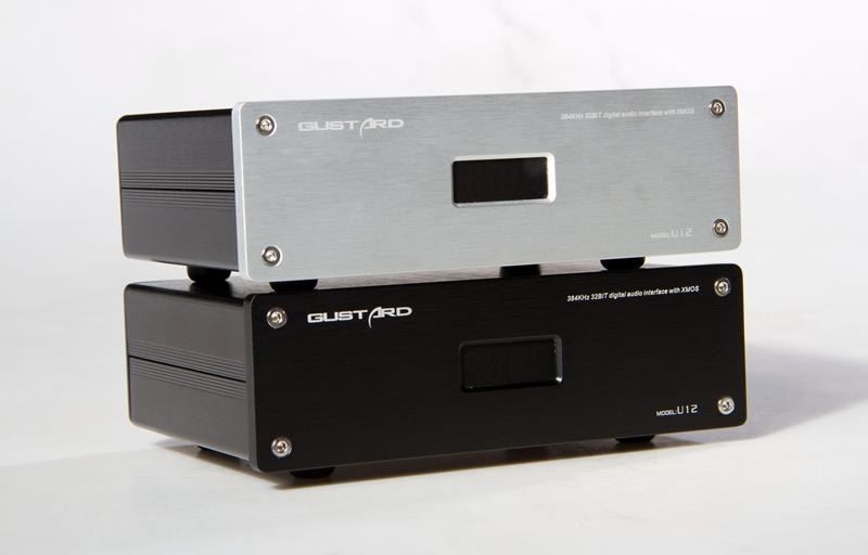 Prix pour Gustard de U12 XMOS Numérique Inferface Solution Linéaire Indépendant Puissance Sortie AES/EBU/Coaxial/HDMI PPM 32Bit/384 KHz AC115/230 V
