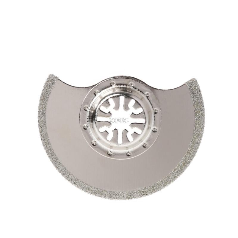 1Pc 88mm Diamond Segment Oscillating Multitool Saw Blade For Chicago Bosch Makita A25 Dropshipping