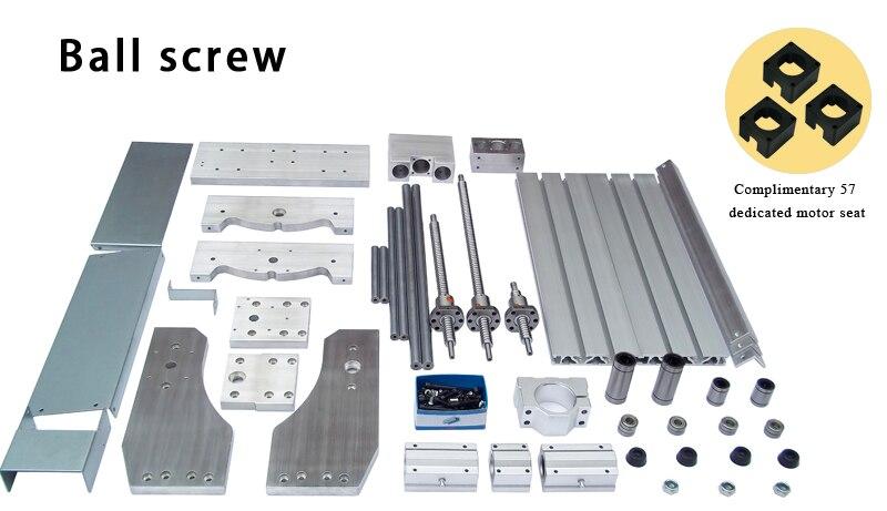 3020 CNC Frame 3axis (11)