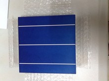 Energia Solar Direct 2017 Promotion 100pcs High Efficiency 4.33w Poly Solar Cell 6×6 for Diy Panel Polycrystalline, free Shiping