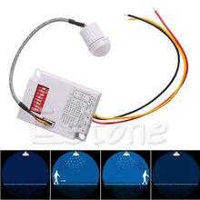 C18 HOT IR Infrared Module Body Sensor Intelligent Lights Lamp Motion Sensing Switch