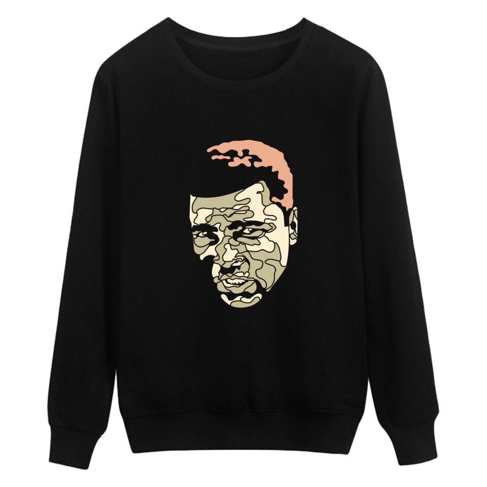Men Sweatshirt Muhammad Ali Sweatshirt
