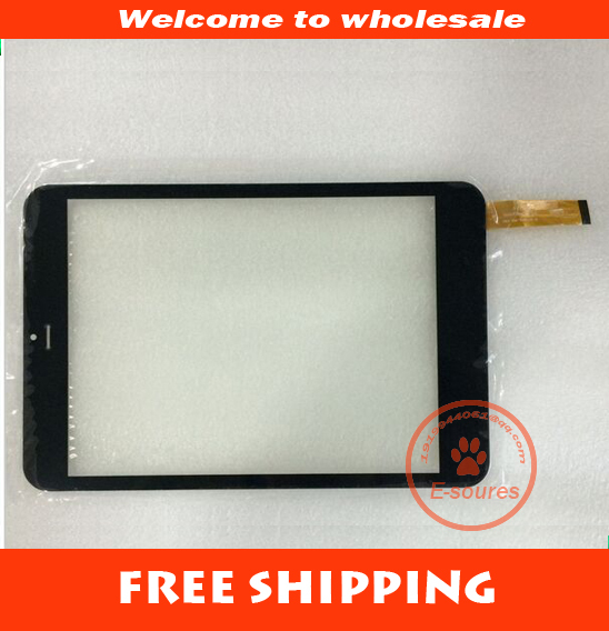 Free shipping Tablet PC touch screen D-0736A3-PG-FPC common external screen capacitive screen handwriting free shipping wgj10108 v1 touch screen touch screen handwriting 10pcs lot