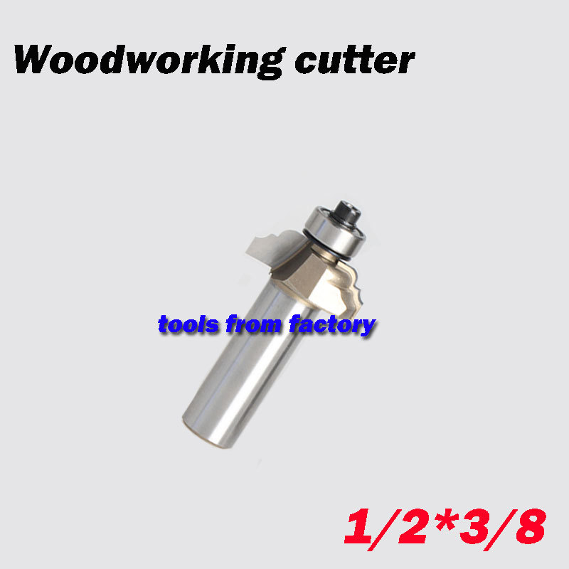 1pc 1/2*3/8 Tungsten steel blade woodworking Router Bits engraving cutter woodwork Carving Tools 2 pc 1 2 sh 1 2 3 8 rabbeting