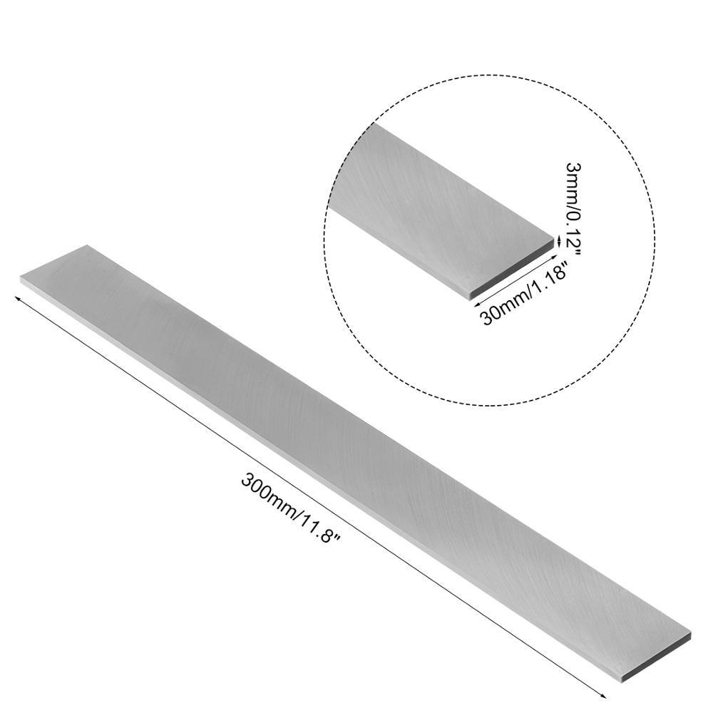 HSS Tool Bit Square Lathe Turning Grinder Cutter Mill Blank 10mmx12mmx200mm