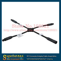 MC3 Solar Panel Cable X Male To Three Female Branch Solar Connector 5cm
