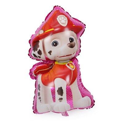 Хит, Paw Patrol, украшение на день рождения, фигурки, игрушки, Щенячий патруль, воздушные шары, вечерние, декор для комнаты, Чейз, Маршалл, баллон, детские игрушки для девочек - Цвет: Big Size 03