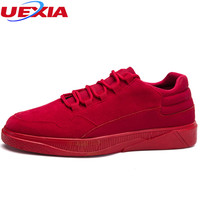 UEXIA Outdoor Boys Men Fashion Casual Shoes Male Breathable Men For Comfortable Cushioning Flats Sneakers Lace