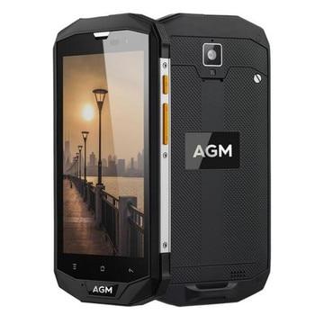 "Original AGM A8 SE IP68 Waterproof Mobile Phone 5.0""HD 2GB RAM 16GB ROM Qualcomm MSM8916 Quad Core 8MP 4050mAh Smartphone 5"