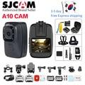¡Nuevo! SJCAM A10 cámara portátil cámara de seguridad infrarroja IR-Cut visión nocturna Cámara de Acción con posicionamiento láser