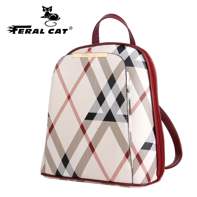 Christmas gift grid style fashion backpack all matching students large capacity the goddess of exclusive girl's leather tt tf ths 02b hybrid style black ver convoy asia exclusive