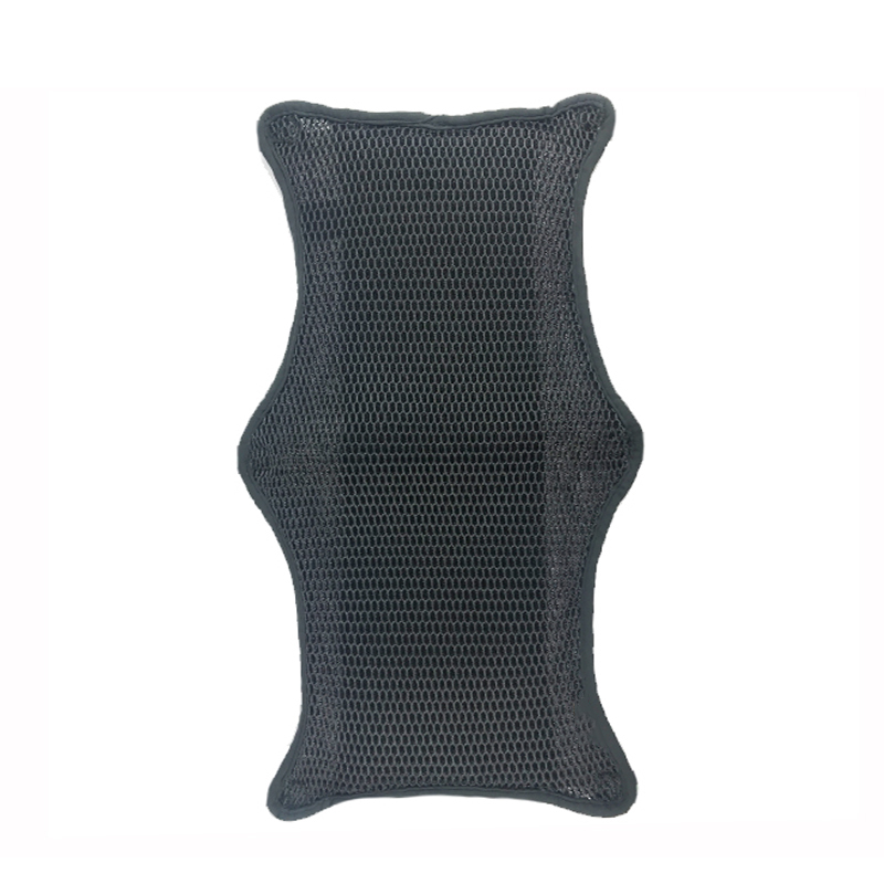 Universal Motorcycle Cool Seat Cover Mesh Cushion Heat Sunscreen Pad Accessories(China)