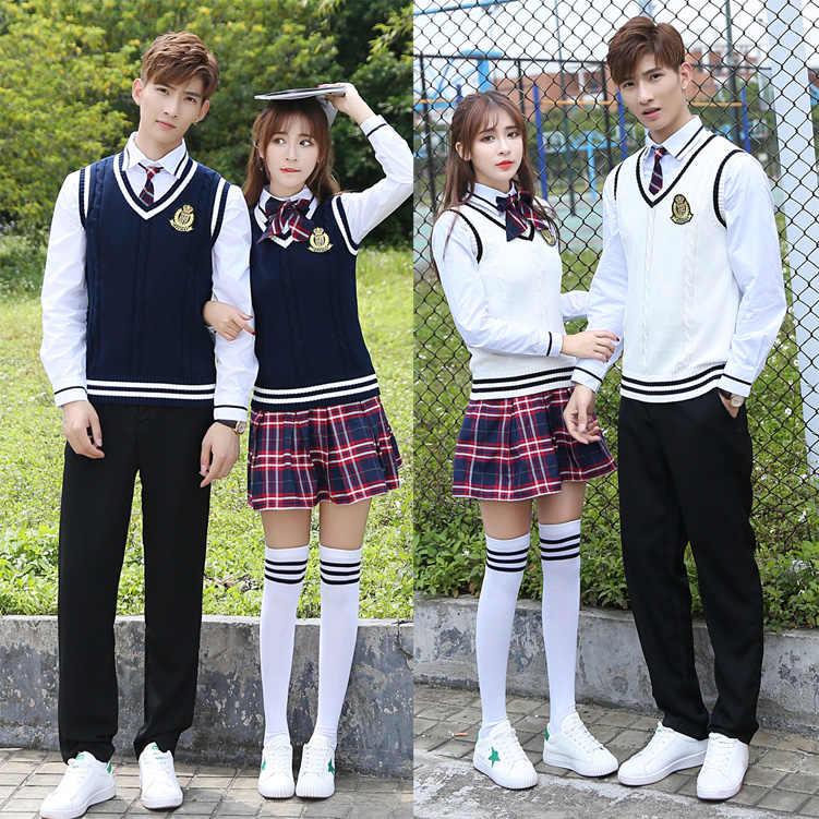 New Jk England Uniforms High School Junior High School Students