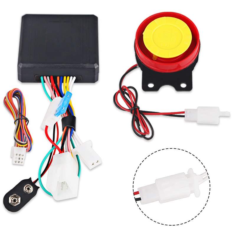 Aliexpress Com   Buy Motorcycle Bike Scooter Alarm System