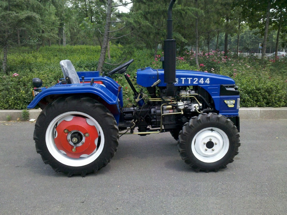 Sea Ship Four wheel tractor rotary cultivator TT244 Diesel Engine JD2100 cultivator condesation diesel engine Farm cultivators