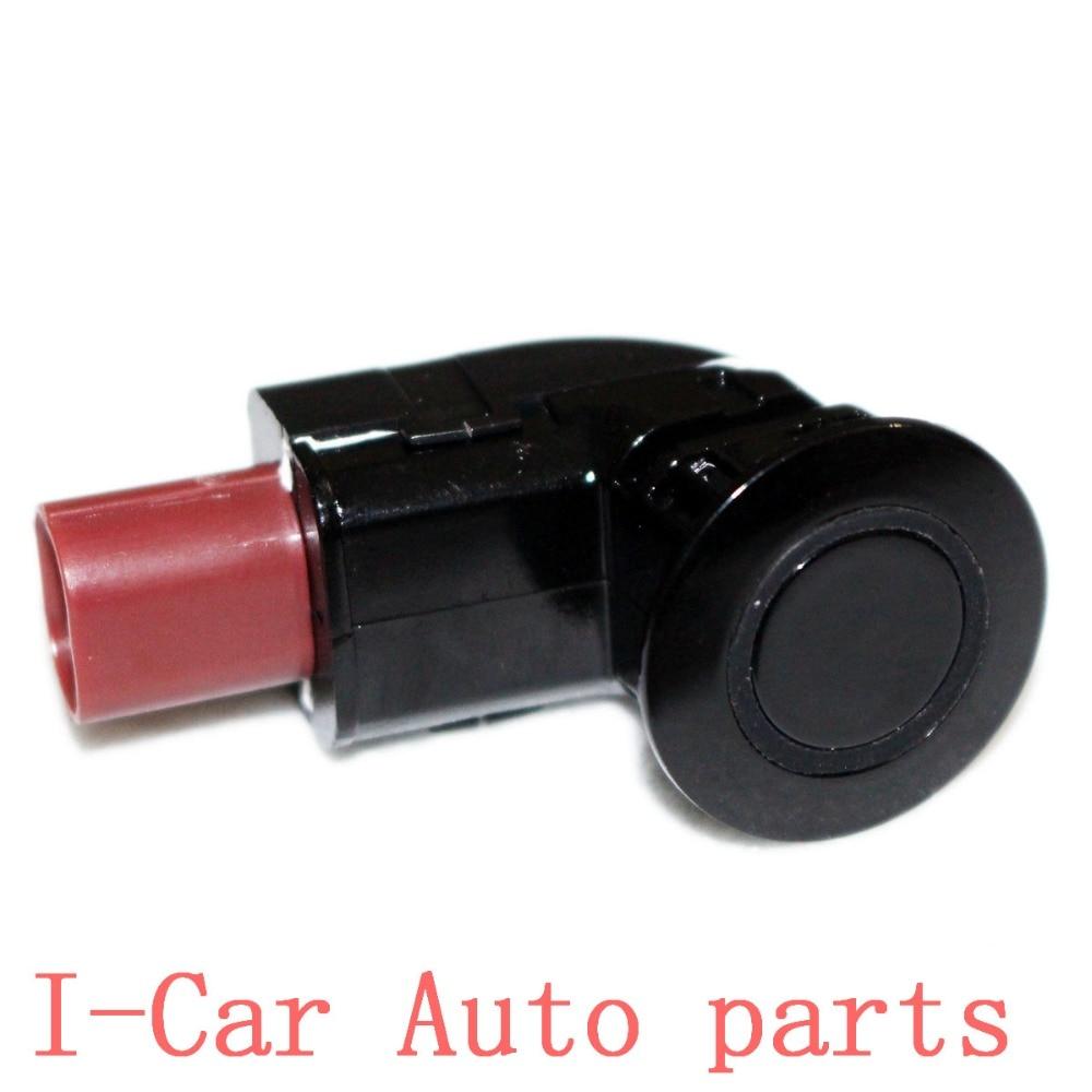 Parkeersensoren 39680-SHJ-A61 voor Honda CRV, zwart, zilver, autosensoren, ultrasone sensor, autosensor