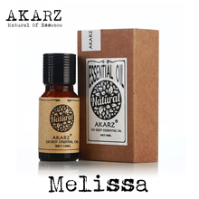 Melissa essential oil AKARZ Top Brand body face skin care sp